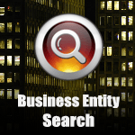 Business Entity Search